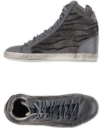 Ovye' By Cristina Lucchi High-Tops & Trainers gray - Lyst
