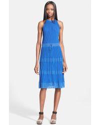 M Missoni Women'S Cutaway Knit Dress - Lyst
