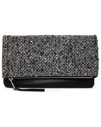 French connection Silva Clutch Bag - Lyst