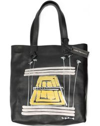 Lizzie Fortunato - Leather Tote In Ace - Lyst