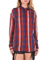 House Of Harlow Hadlie Shirt - Lyst