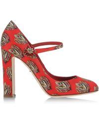 Dolce & Gabbana Pumps - Lyst