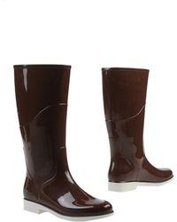Vivienne Westwood Boots brown - Lyst