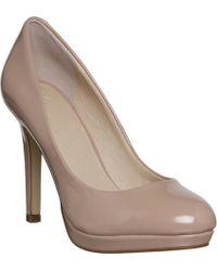 Office Poppy Court Shoe - Lyst