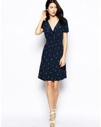 Sessun Bang Bang Tea Dress - Lyst