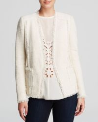 Rebecca Taylor Sweater - Sparkle Stretch - Lyst