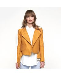 Carven Jacket - Lyst