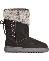 Rampage Areya Cold Weather Boots - Lyst