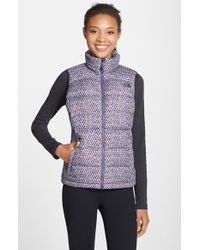 The North Face 'Nuptse 2' Packable Down Vest, Green - Lyst