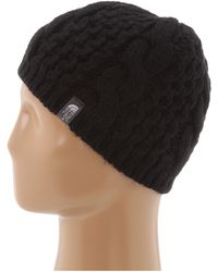 The North Face Cable Minna Beanie - Lyst