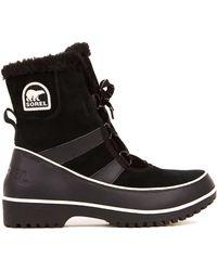 Sorel Tivoli Ii Waterproof Boots in Black - Lyst