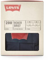 Levi's Two-pack 200 Series Trunks - Lyst