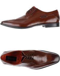 Bugatti Lace-Up Shoes - Brown