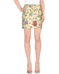 Gucci | Mini Skirt | Lyst