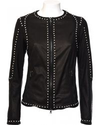 DROMe | Studded Leather Jacket | Lyst