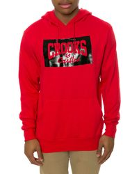 Crooks And Castles The Represent Hoodie - Lyst
