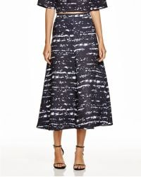 Cynthia Rowley | Bonded Midi Skirt | Lyst