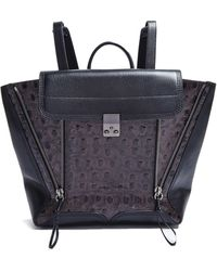3.1 Phillip Lim Black Pashli Backpack - Lyst