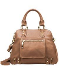 Linea Pelle Lady Dylan Large Bag - Lyst