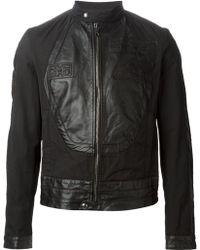 Diesel Black Gold 'Juffalo' Jacket - Lyst