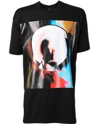 Givenchy B Graphic Tshirt - Lyst