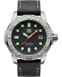 Szanto - 5100 Stainless Steel Dive Watch - Lyst