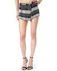 Parker Black Zee Shorts - Lyst