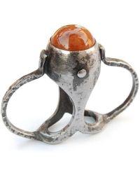 Blind Spot Jewellery Pasha Ring - Lyst