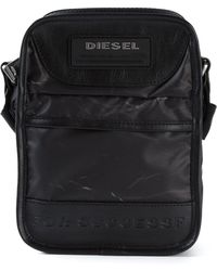 Diesel 'Slim Fellow' Messenger Bag - Lyst