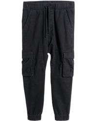 H&M Cargo Pants - Lyst