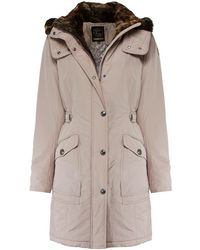 Creenstone Contest Coat - Lyst