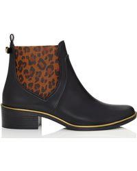 Kate Spade - Sedgewick Animal Rain Boots - Lyst