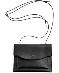 Skagen - 'large Lyng' Convertible Crossbody Bag - Lyst
