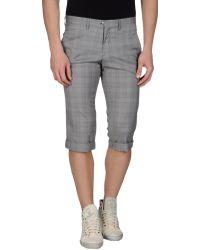 Gazzarrini | 3/4-Length Trousers | Lyst