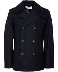 Closed Franklin Pea Coat - Lyst