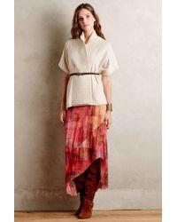 Weston - Fallen Sun Maxi Skirt - Lyst