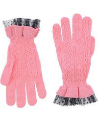 RED Valentino Gloves - Lyst