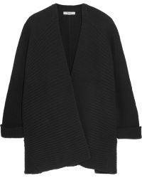 Madewell - Minnie Chunky-knit Merino Wool Cardigan - Lyst