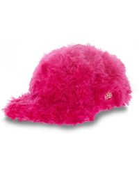 House Of Holland All Over Fur Cap - Lyst