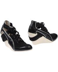 Alexander McQueen x Puma Shoe Boots - Lyst