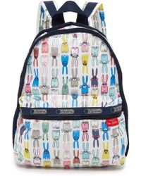 LeSportsac - Designed By Peter Jensen Backpack - Lyst