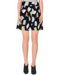 Olympia Le-Tan | Knee Length Skirt | Lyst