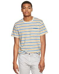 Gap Livedin Multistriped Tshirt - Lyst