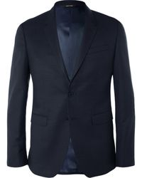 Paul Smith Kensington Slim-fit Wool Blazer - Lyst