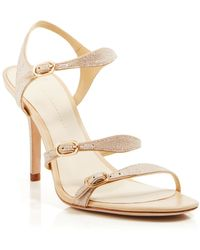 Aerin Strappy Sandals - Caroline High Heel - Lyst