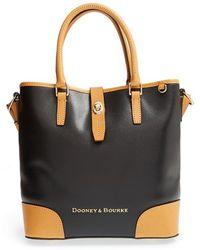 Dooney & Bourke 'Medium Cayden' Leather Tote - Lyst