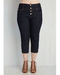 Judy Blue | Karaoke Songstress Jeans In Capri Length - 1x-3x | Lyst
