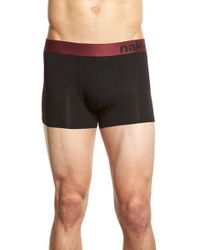 Naked - Tencel Blend Trunks - Lyst