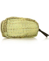 KG by Kurt Geiger - Printed Cosmetic Pouch - Lyst