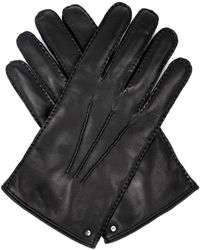 Mulberry - Nappa Leather Gloves - Lyst